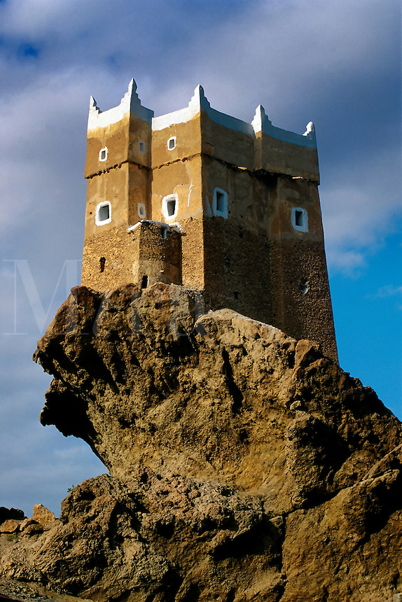 Alghowaizi Tower Al Mukalla South Yemen