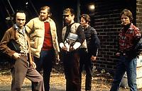 The Deer Hunter (1978) <br /> John Cazale, Robert De Niro, John Savage, Christopher Walken &amp; Chuck Aspegren<br /> *Filmstill - Editorial Use Only*<br /> CAP/KFS<br /> Image supplied by Capital Pictures