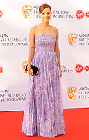 Georgina Campbell at the Virgin TV British Academy (BAFTA) Television Awards 2018, Royal Festival Hall, Belvedere Road, London, England, UK, on Sunday 13 May 2018.<br /> CAP/CAN<br /> &copy;CAN/Capital Pictures