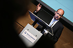 06.10.2014., Croatia, Zagreb<br /> Hypo Center, Conference Macroeconomic Outlook, analysis of economic trends. <br /> Croatia: Another delay recovery. Stefan Schneider chief economist at the International Deutsche Bank. <br /> <br /> Foto &copy;  nph / PIXSELL / Robert Anic