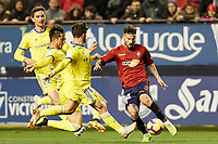 Ruben García (midfield; CA Osasuna) during the Spanish football of La Liga 123, match between CA Osasuna and AD Alcorcón at the Sadar stadium, in Pamplona (Navarra), Spain, on Sunday, January 6, 2019.