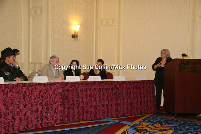 - Introduction of Jackie Martling, new spokesperson & host of the Hoboken International Film Festival and the new indie film An Affirmative Act! - a groundbreaking gay marriage courtroom drama on January 21, 2010 at the Marriott Saddle Brook, Saddle Brook, NJ. (Photo by Sue Coflin/Max Photos)