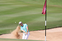 Philipp Mejow (GER) during round 2, Ras Al Khaimah Challenge Tour Grand Final played at Al Hamra Golf Club, Ras Al Khaimah, UAE. 01/11/2018<br /> Picture: Golffile | Phil Inglis<br /> <br /> All photo usage must carry mandatory copyright credit (&copy; Golffile | Phil Inglis)