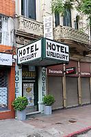 URUGUAY, Montevideo, Hotel Uruguay