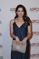 BEL AIR, CA - OCTOBER 20: Katie Stevens attends ASPCA's Los Angeles Benefit on October 20, 2016 in Bel Air, California.  (Credit: Parisa Afsahi/MediaPunch).