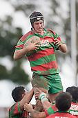 M. Baird. Counties Manukau Premier 1 McNamara Cup round 2 rugby game between Manurewa & Waiuku played at Mountfort Park, Manurewa on the 30th of June 2007. Manurewa led 19 - 3 at halftime and went on to win 31 - 3.