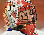 Sami Jo Small (Toronto - 1) - The Boston Blades defeated the visiting Toronto Hockey Club 4-2 on Sunday, February 6, 2011, at Bright Hockey Center in Cambridge, Massachusetts.
