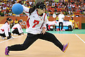 Yuki Tenma (JPN),<br /> SEPTEMBER 12, 2016 - Goalball : <br /> Preliminary Round<br /> match between Japan - Algeria<br /> at Future Arena<br /> during the Rio 2016 Paralympic Games in Rio de Janeiro, Brazil.<br /> (Photo by Shingo Ito/AFLO)