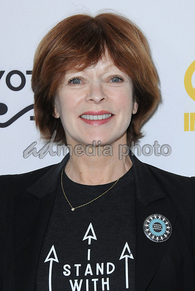 23 March 2017 - Beverly Hills, California - Frances Fisher. Environmental Media Association Hosts The EMA IMPACT Summit held at The Montage Beverly Hills in Beverly Hills. Photo Credit: Birdie Thompson/AdMedia