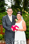 Maureen O'Mahony, Kanturk, Co Cork, daughter of Gerard and Joan O'Mahony, and Brian Boyd, Newmarket, Co Cork, son of Tony and Kathleen Boyd, were married at the Church of the Immaculate Conception, Kanturk, by Fr. Corkery on Friday 10th July 2015 with a reception at the Earl of Desmond Hotel