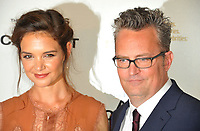 www.acepixs.com<br /> <br /> March 15 2017, LA<br /> <br /> Katie Holmes and Matthew Perry arriving at the premiere of 'The Kennedys After Camelot' at The Paley Center for Media on March 15, 2017 in Beverly Hills, California.<br /> <br /> By Line: Peter West/ACE Pictures<br /> <br /> <br /> ACE Pictures Inc<br /> Tel: 6467670430<br /> Email: info@acepixs.com<br /> www.acepixs.com