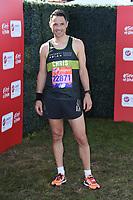 Hannah MacLeod at the start of the 2018 London Marathon, Greenwich, London<br /> <br /> ©Ash Knotek  D3397  22/04/2018