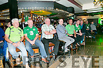 fans watching the  Ireland Soccer Match in the greyhound bar on monday