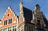 Building in Ghent, Belgium