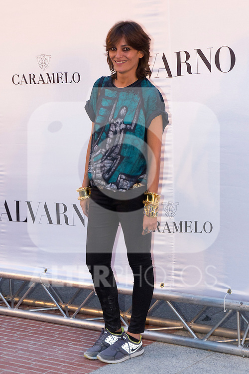 03.09.2012. Celebrities attending the Alvarno fashion show during the OFF Mercedes-Benz Fashion Week Madrid Spring/Summer 2013 at Museo Lazaro Galdiano. In the image Laura Ponte (Alterphotos/Marta Gonzalez)
