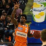 13.04.2019, ratiopharm arena, Neu-Ulm, GER, BBL, rathiopharm ulm vs s.Oliver W&uuml;rzburg / Wuerzburg, <br /> im Bild Patrick Miller (Ulm, #2)<br /> <br /> Foto &copy; nordphoto / Hafner