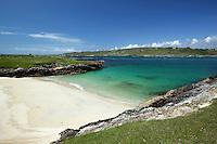 Ireland, County Galway, Connemara, near Roundstone: Gurteen Bay | Irland, County Galway, Connemara, bei Roundstone: Gurteen Bay