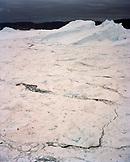 GREENLAND, Ilulissat, Ilulissat Icefjord, glaciers landscape