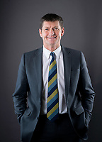 Picture by Allan McKenzie/SWpix.com - 09/02/18 - Cricket - Yorkshire County Cricket Club Corporate Headshots - Headingley Cricket Ground, Leeds, England -