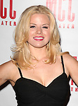 Megan Hilty.attending the 'MISCAST 2012' MCC Theatre's Annual Musical Spectacular at The Hammerstein Ballroom in New York City on 3/26/2012. © Walter McBride / WM Photography