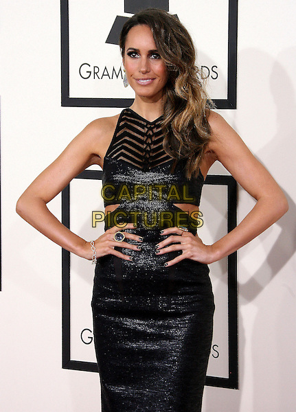 LOS ANGELES, CA - JANUARY 26 - Louise Roe. 56th GRAMMY Awards held at the Staples Center. <br /> CAP/ADM<br /> &copy;AdMedia/Capital Pictures