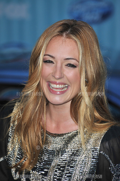 Cat Deeley at the American Idol Final 13 Party at Area Nightclub, West Hollywood..March 5, 2009  Los Angeles, CA.Picture: Paul Smith / Featureflash