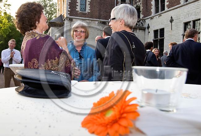 BRUSSELS - BELGIUM - 24 june 2008 --  AIJN (European Fruit Juice Association) 50th Anniversary Symposium. -- Gala Dinner at the Rubens Kasteel.   -- PHOTO: Juha ROININEN / EUP-IMAGES