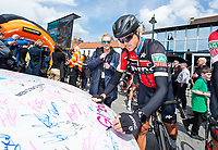 Picture by SWpix.com - 09/04/2018 Cycling - 2018 Tour de Yorkshire photography brief. Stage 1,2,3,4 3rd to 6th May and Stage 1, 2 of the ASDA Tour de Yorkshire Women's race<br />