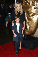 Emma Bunton, son Beau arriving for the British Academy Children's Awards (BAFTA)  held at the Roundhouse, London. 23/11/2014 Picture by: James Smith / Featureflash