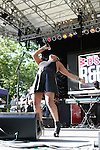 Monifah Performs at WBLS 5th Annual R&B Fest at Central Park SummerStage, NY