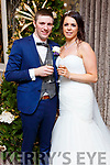 Neville/Hurley wedding in the Rose Hotel on Saturday December 1st