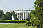 Washington DC USA: The White House, home of the US President.Photo copyright Lee Foster Photo # 1-washdc82294