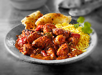 Chicken Jalfrezi, Traditional Indian recipe