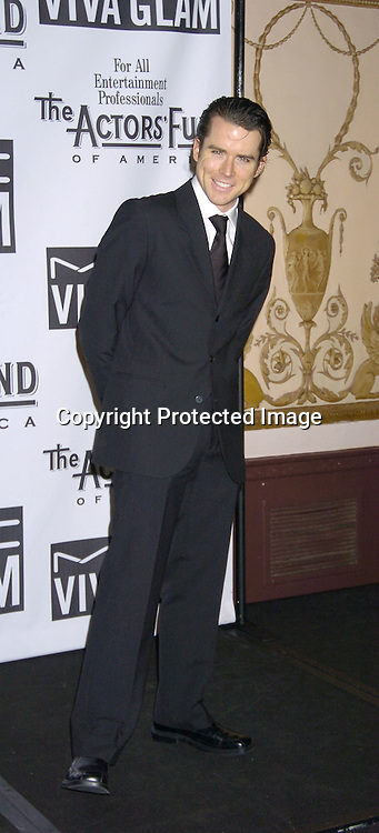 "Christian Campbell ..at The Actor's Fund of America's Annual Gala-""That's Entertainment"" at The Waldorf=Astoria on October 30, 2004 ..in New York City. ..Photo by Robin Platzer, Twin Images"