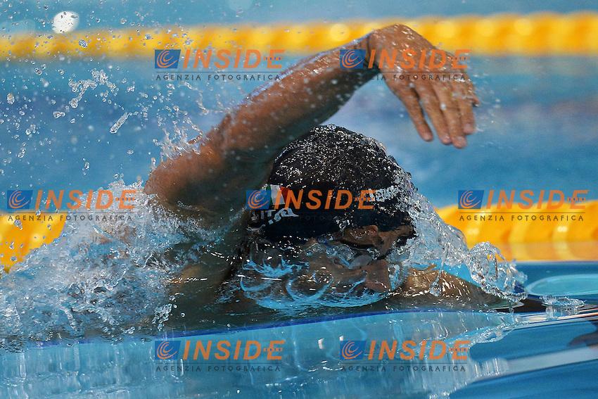 Filippo Magnini Italy men's 100m freestyle.Debrecen 24/5/2012 .31st European Swimming Championships - Nuoto.Foto Insidefoto / Andrea Staccioli