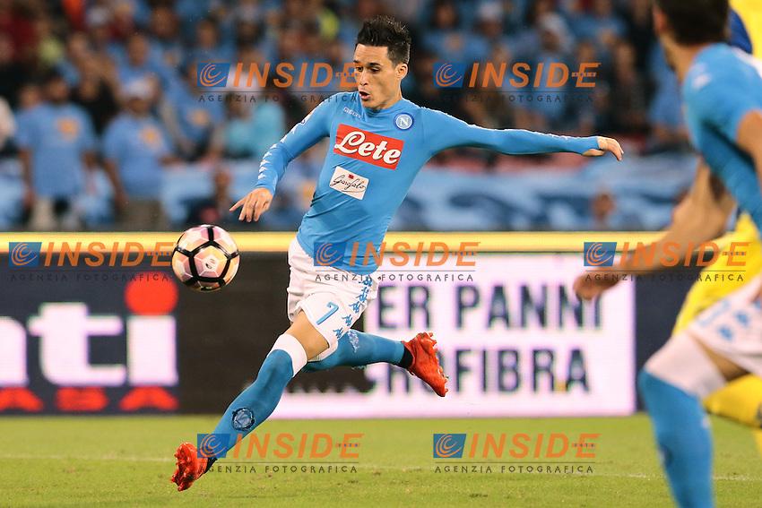 Jose Maria Callejon Napoli,  <br /> Napoli 24-09-2016 Stadio San Paolo<br /> Football Calcio Serie A 2016/2017 Napoli - Chievo<br /> Foto Cesare Purini / Insidefoto