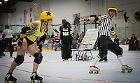 Roller Derby - Nov 17 2012 OC Roller Girls