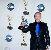 """Outstanding Lead Actor Anthony Geary of """"General Hospital"""" poses with his award at the 35th Annual Daytime Emmy Awards held at the Kodak Theatre in Los Angeles on June 20, 2008."""