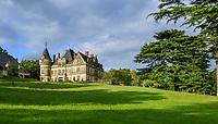 France, Indre-et-Loire (37), Montlouis-sur-Loire, jardins du château de la Bourdaisière,