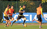 2015/11/05 Udinese Allenamento