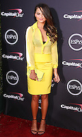 LOS ANGELES, CA - JULY 17: Christine Teigen attends the ESPY Awards 2013 held at Nokia Theatre L.A. Live on July 17, 2013 in Los Angeles, California. (Photo by Celebrity Monitor)