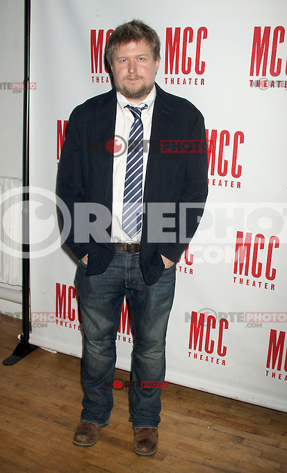 June 14 , 2012 Michael Chernus attends the MCC Theater's benefit reading of The Heart Of The Matter afterparty  at the Ramscale in New York City. &copy; RW/MediaPunch Inc. NORTEPHOTO.COM<br /> NORTEPHOTO.COM<br /> *credito*obligatorio*<br /> *SOLO*VENTA*EN*MEXICO*