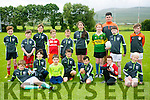 Under 10's enjoying the St Pats Blennervile  Cul Camp on Tuesday