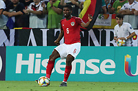 Kevin Danso of Austria in action<br /> Udine 23-06-2019 Stadio Friuli <br /> Football UEFA Under 21 Championship Italy 2019<br /> Group Stage - Final Tournament Group B<br /> Austria - Germany<br /> Photo Cesare Purini / Insidefoto