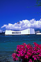 USS Arizona Memorial, Pearl Harbor, Oahu
