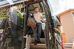 04.07.2019, Posthotel, Zell am Ziller, AUT, TL Werder Bremen - Posthotel Ankunft Tag 00<br /> <br /> im Bild / picture shows <br /> Frank Baumann (Geschäftsführer Fußball Werder Bremen)<br /> <br /> Foto © nordphoto / Kokenge
