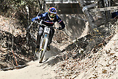 8th September 2017, Smithfield Forest, Cairns, Australia; UCI Mountain Bike World Championships;  Florent Payet (FRA) riding for VV Racing during downhill practice;
