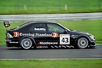 2001 British Touring Car Championship #43 Steve Sutcliffe (GBR). Total Motorsport. Lexus IS200.