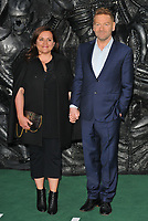 Lindsay Brunnock and Sir Kenneth Charles Branagh at the Alien: Covenant world film premiere, Odeon Leicester Square cinema, Leicester Square, London, England, UK, on Thursday 04 May 2017.<br /> CAP/CAN<br /> &copy;CAN/Capital Pictures /MediaPunch ***NORTH AND SOUTH AMERICAS ONLY***