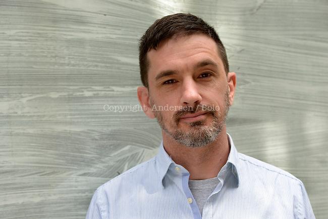 Chris Adrian, American writer.
